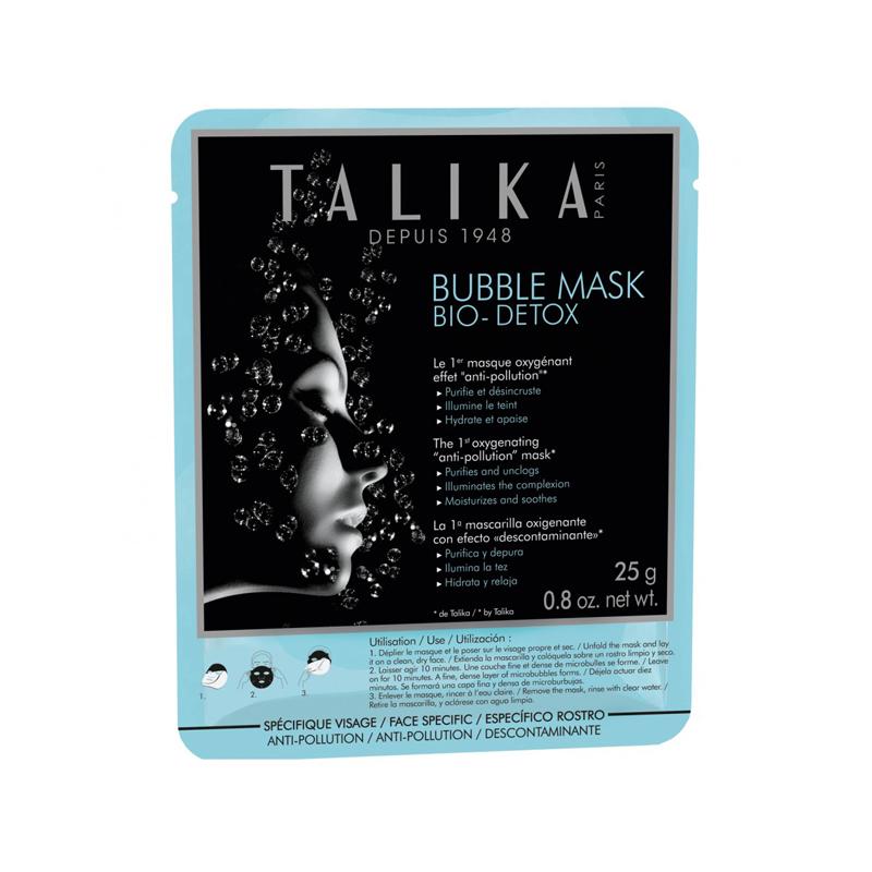 talika bubble mask detox