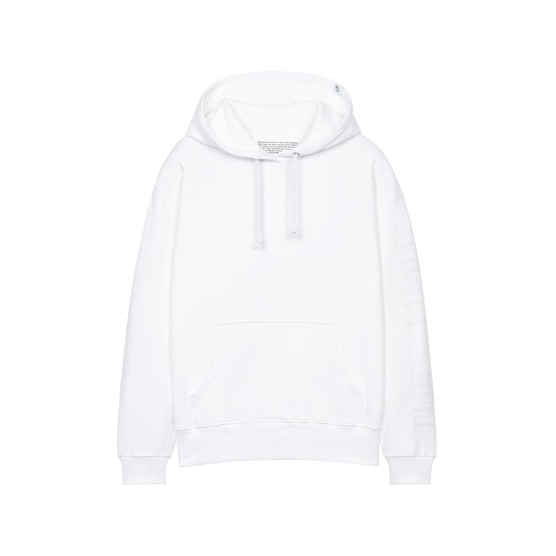 closed hoodie