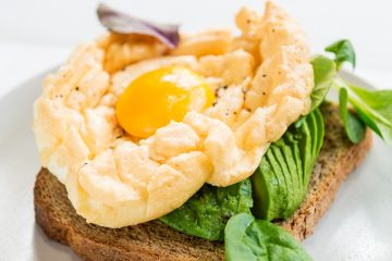 cloud eggs foodtrend