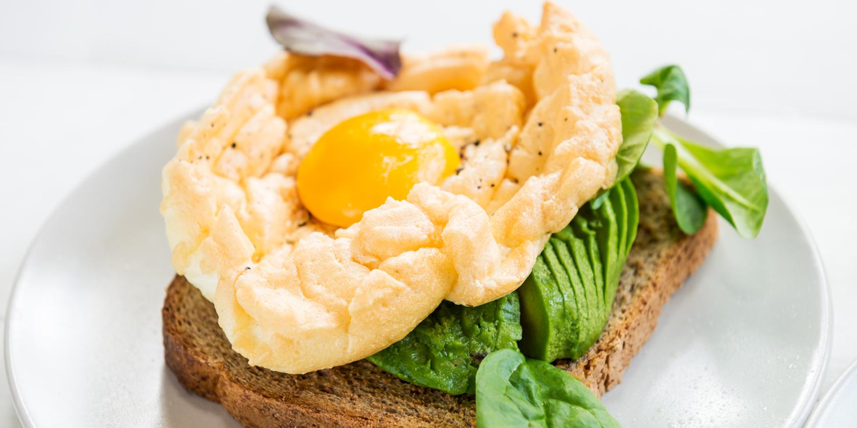 cloud eggs foodtrend