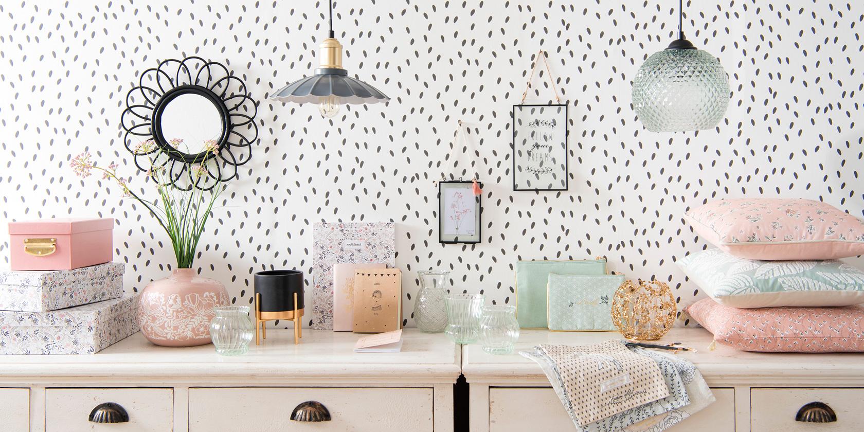 fr hling 2018 die wichtigsten deko trends beautypunk. Black Bedroom Furniture Sets. Home Design Ideas