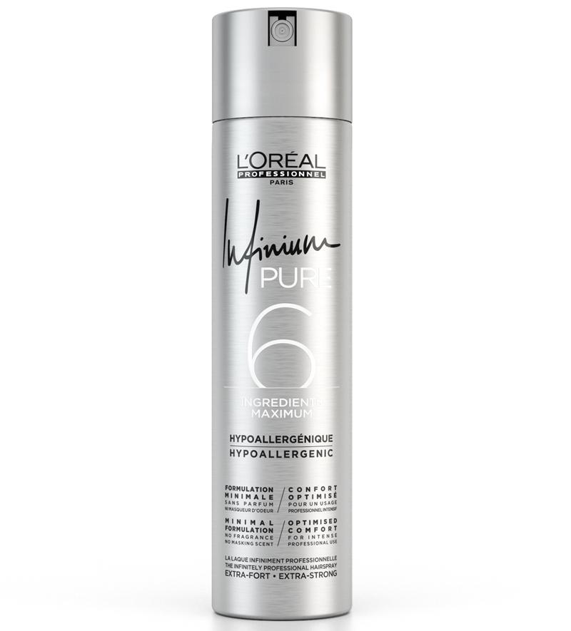 Hypoallergenes Haarspray Infinium Pure