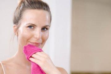 makeup radierer reinigung
