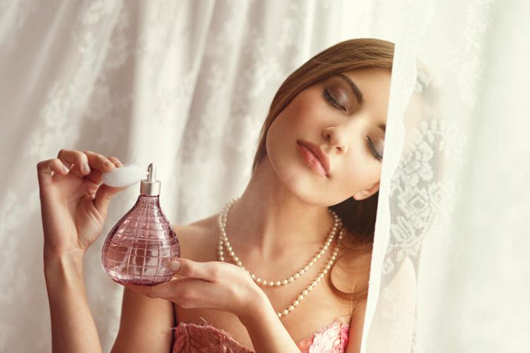 parfum damals und heute