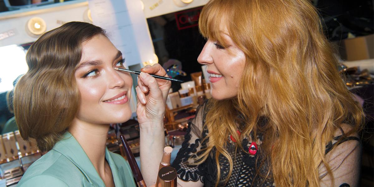 pinsel make-up charlotte tilbury temperly london