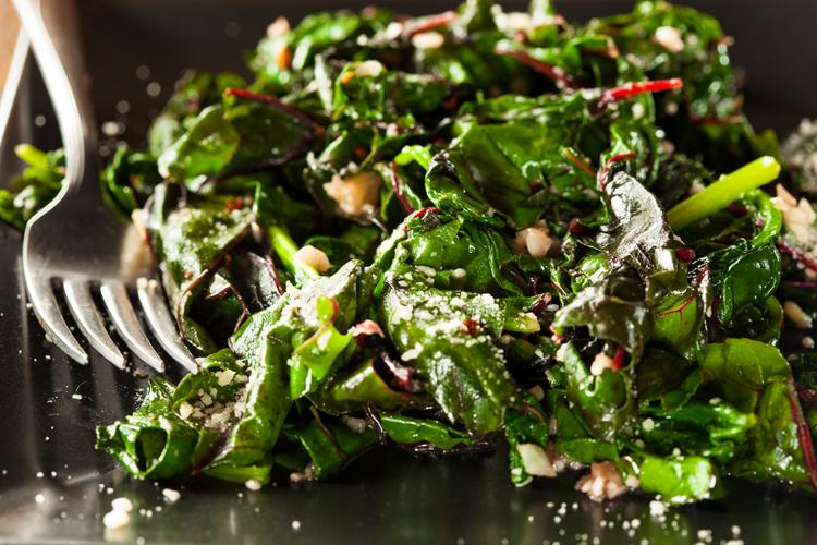 salat gruen