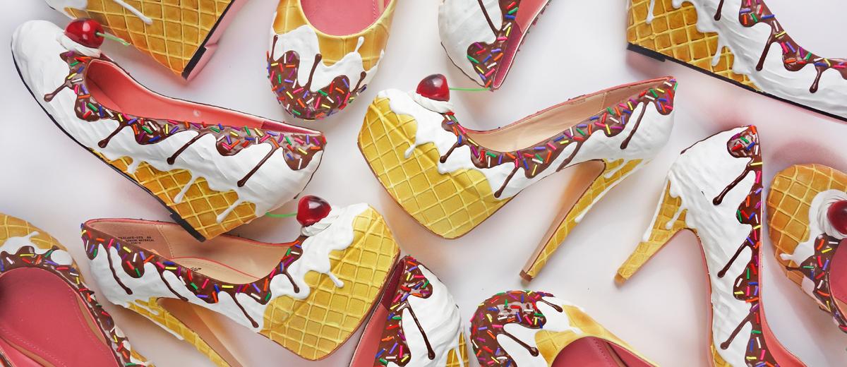 Shoe Bakery Diese Schuhe Sind Zum Anbeissen Beautypunk