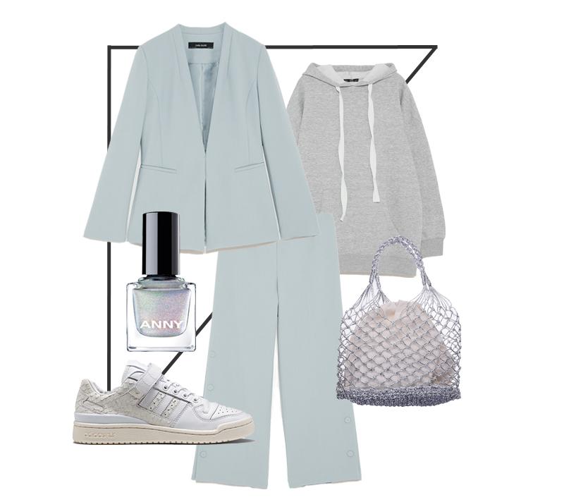 Stylingtipp Monocolor-Suits