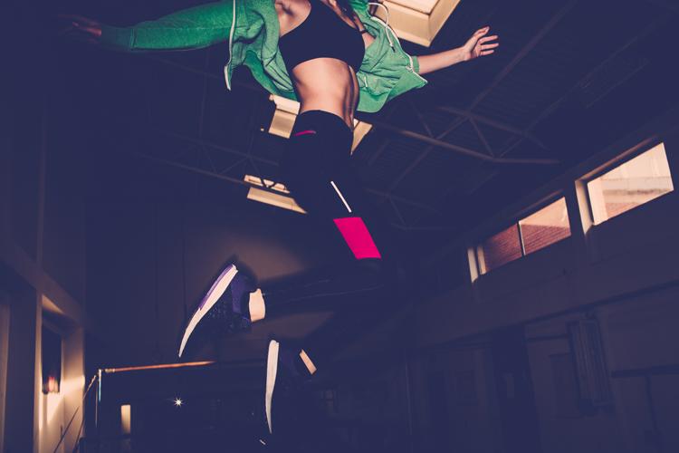 trampolin rebounding