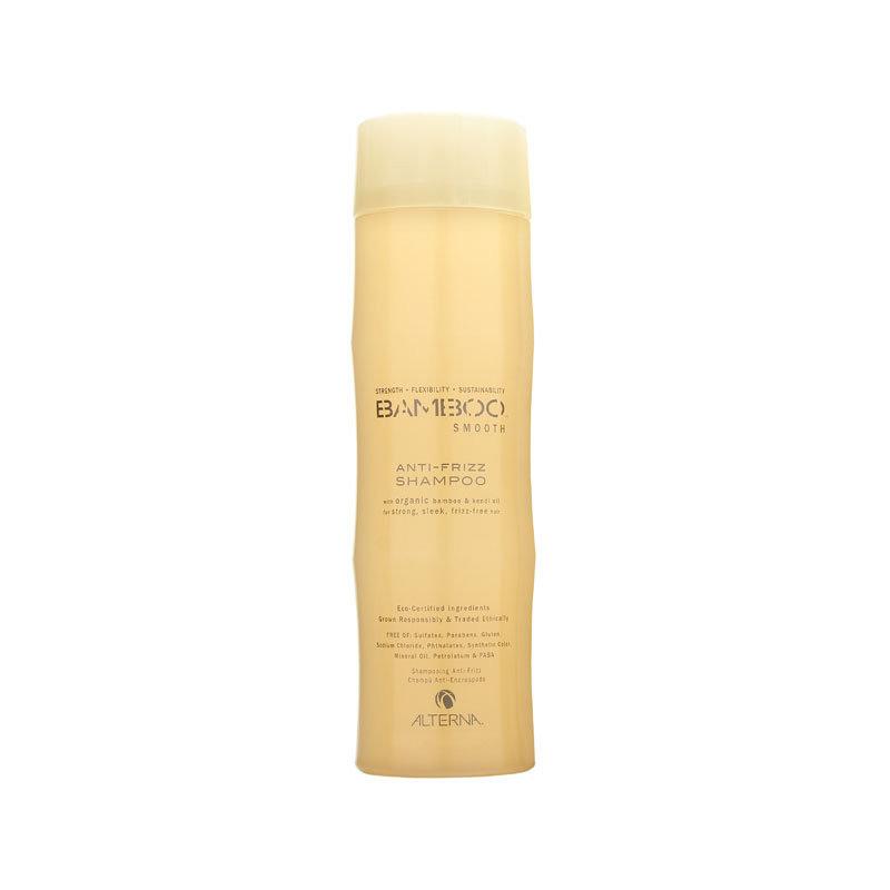 bamboo anti-frizz shampoo