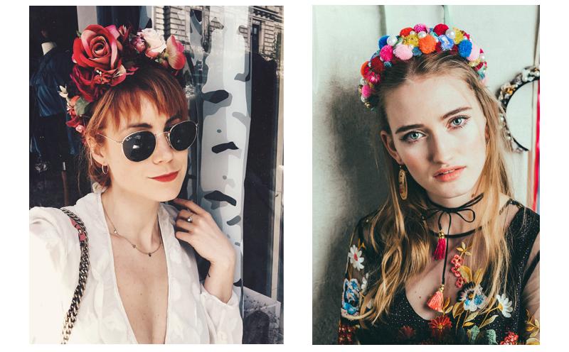 Blumenkranz We are Flowergirls
