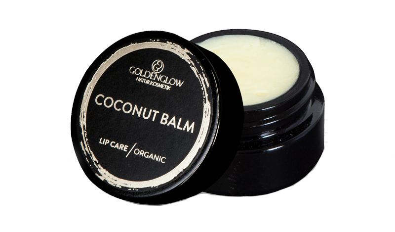 coconut balm goldenglow
