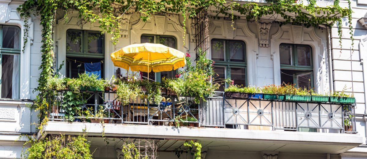 Wohlfuhl Oase So Gestaltest Du Deinen Balkon Beautypunk
