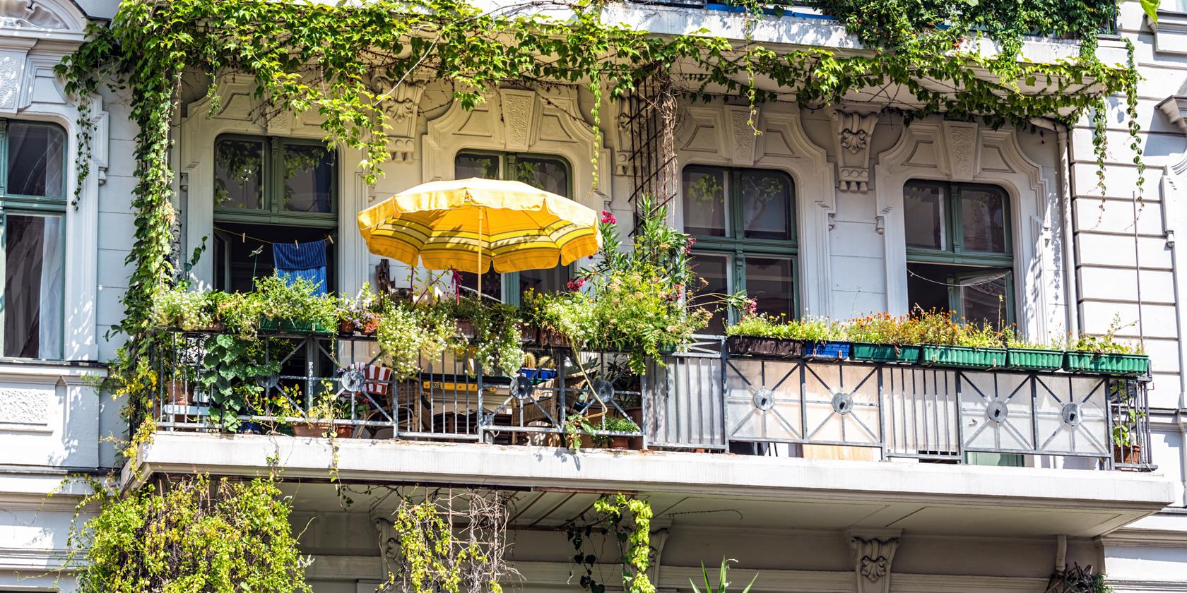 Wohlfühl-Oase: So gestaltest Du Deinen Balkon   BEAUTYPUNK