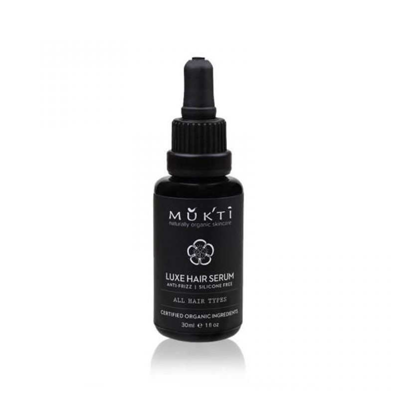 mukti organic luxe hair serum