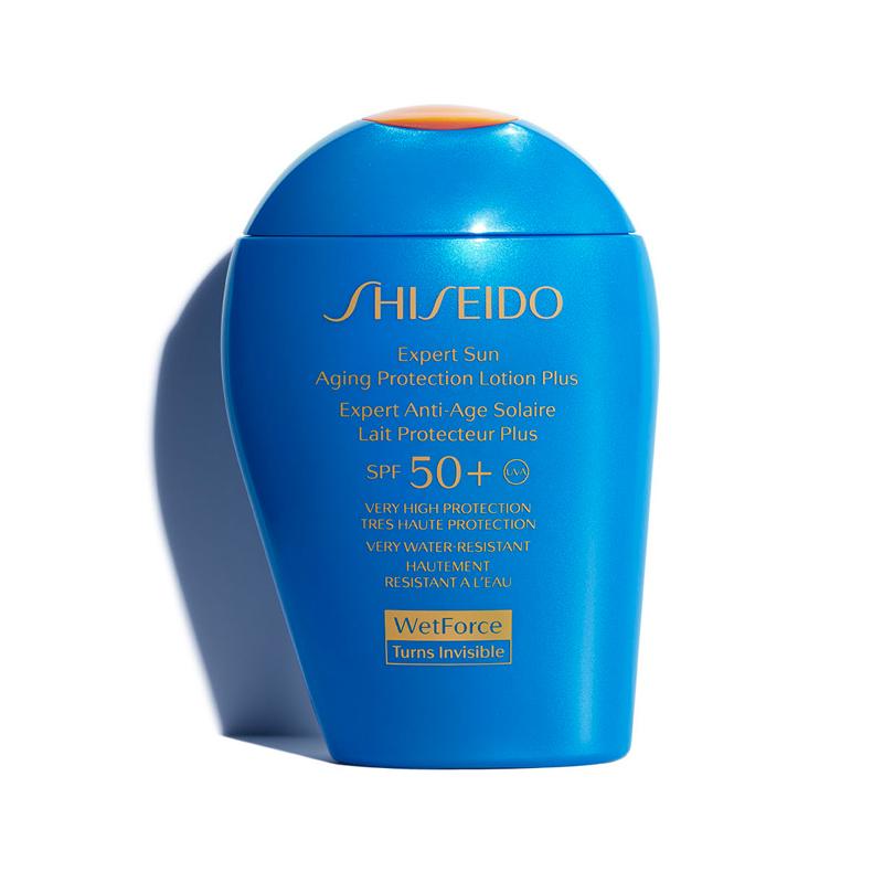 shiseido sonnenschutz 50