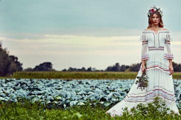 Brautkleid von Lena Hoschek