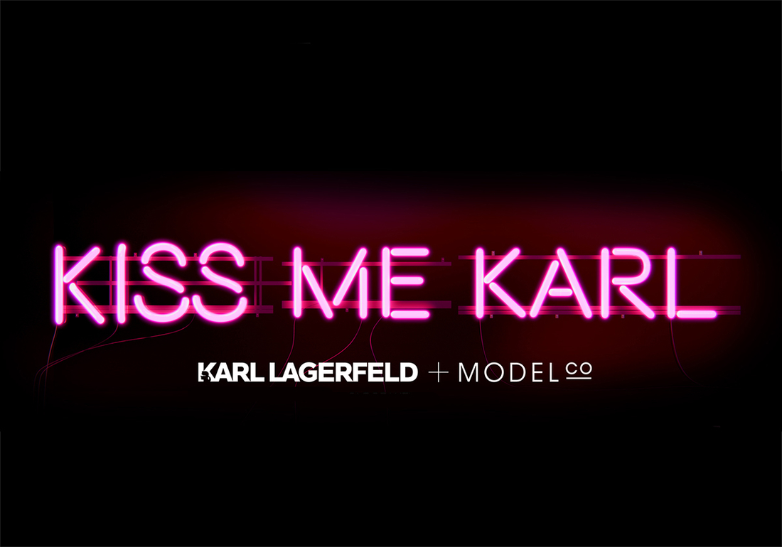 karl lagerfeld make-up