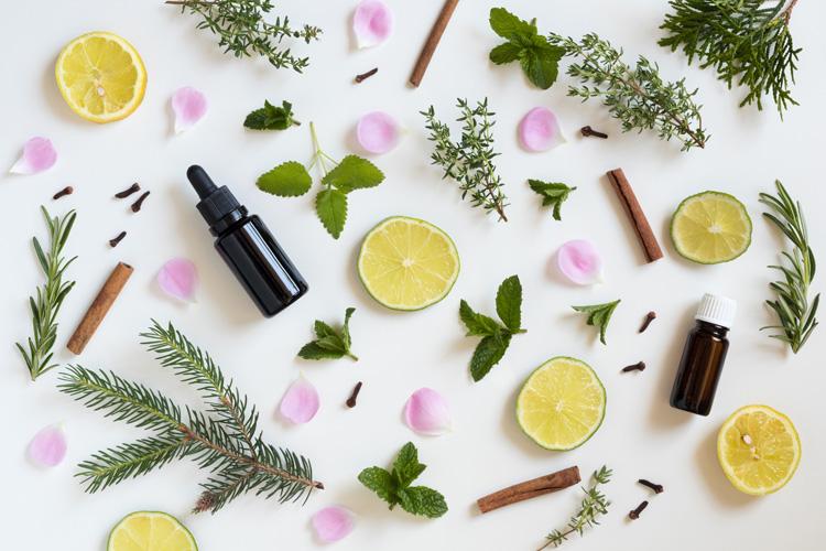 aromatherapie zutaten