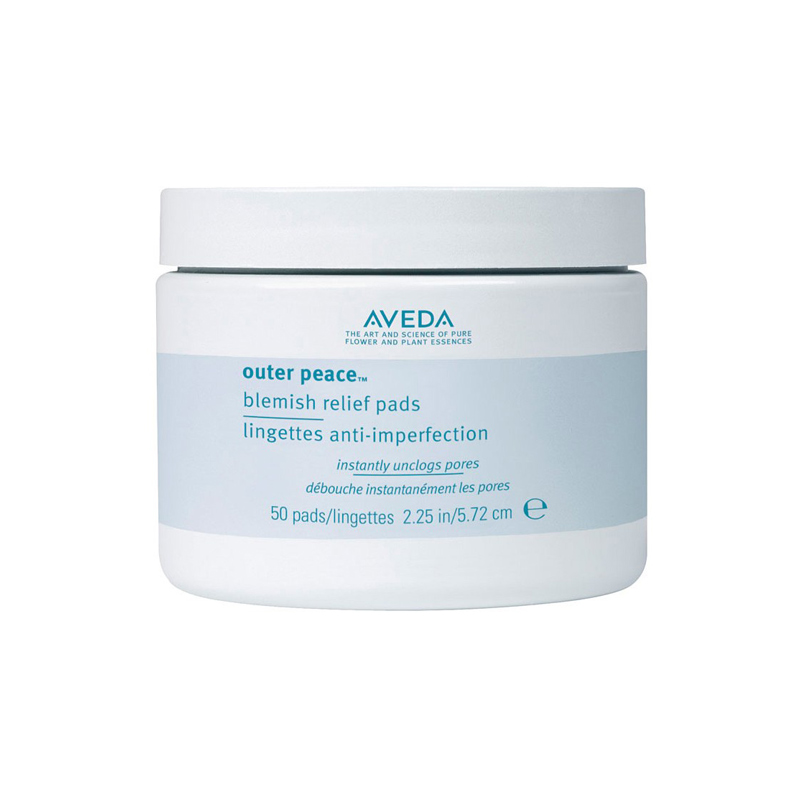 aveda acne pads