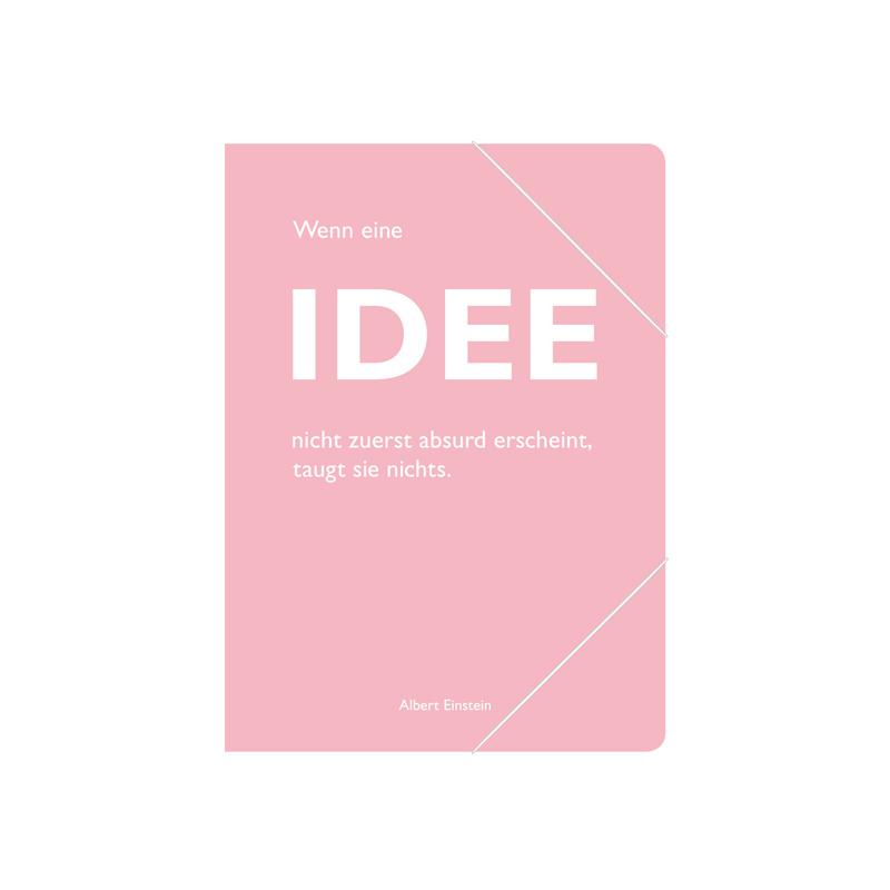 cedon mappe rosa motto
