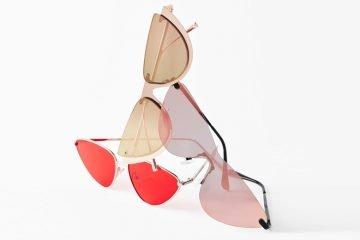 Sonnenbrillen-Trends 2018