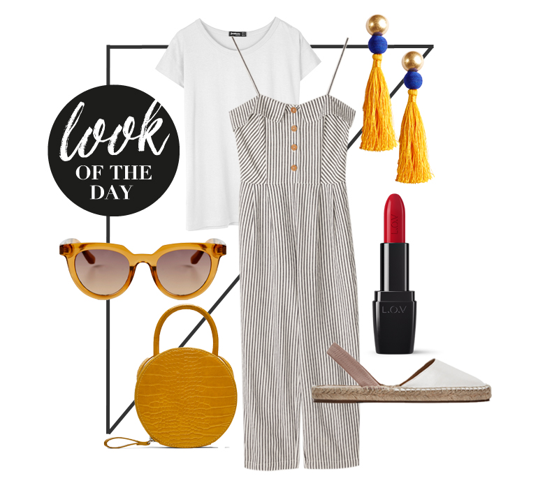 Casual Styling Overall