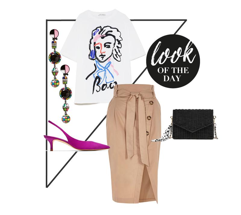 Stylingtipp-Pencil Skirt