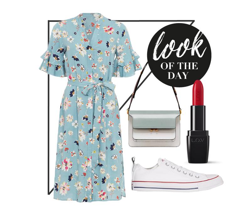 Stylingtipp Tea Dress