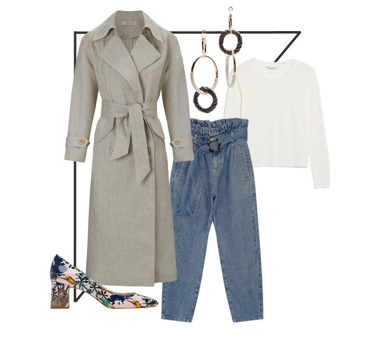 Stylingtipp Trendchcoat