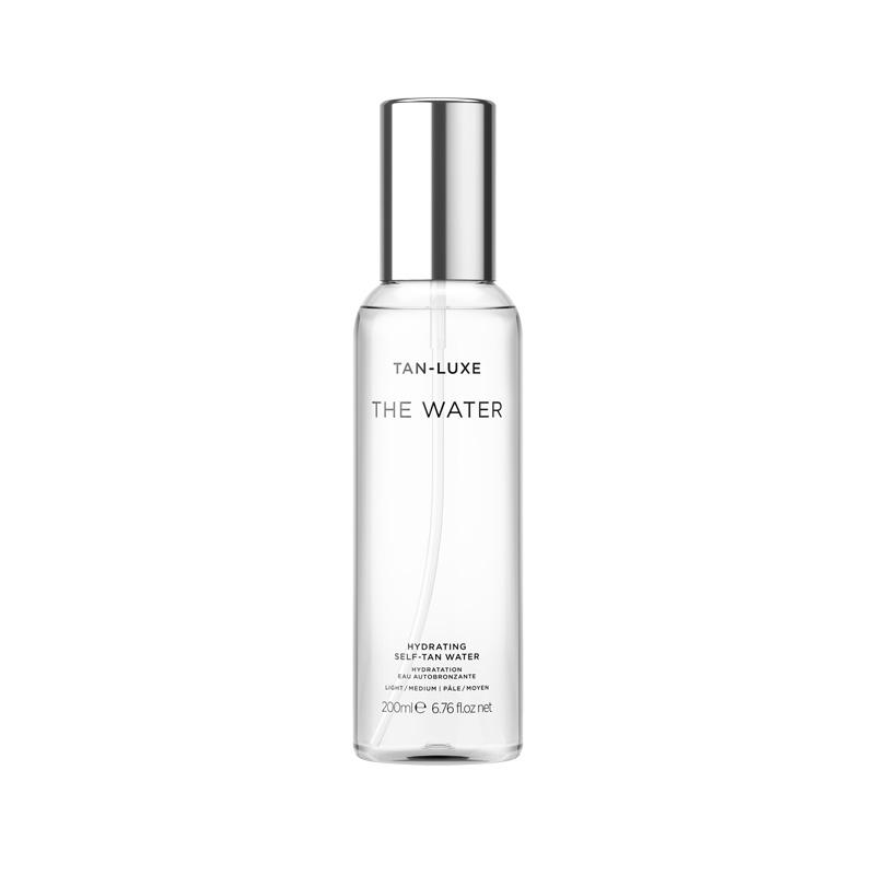 tan luxe self tan water