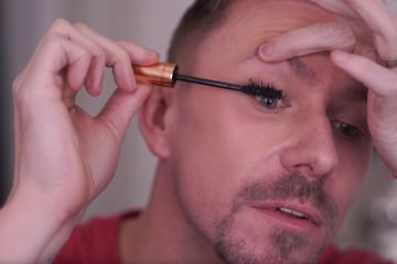 beauty blogger male