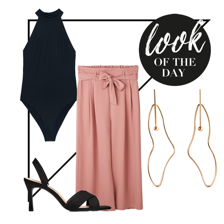 culotte look sommer