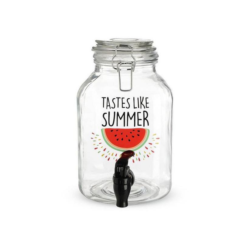 depot getraenkespender glas sommer