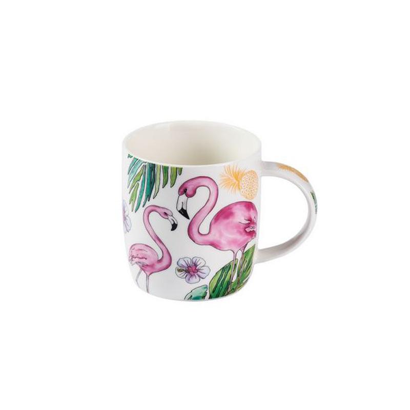 erstingsfamily tasse flamingo
