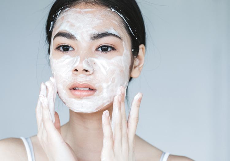 gesichtsreinigung maske korea