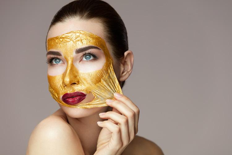 gold in der beauty