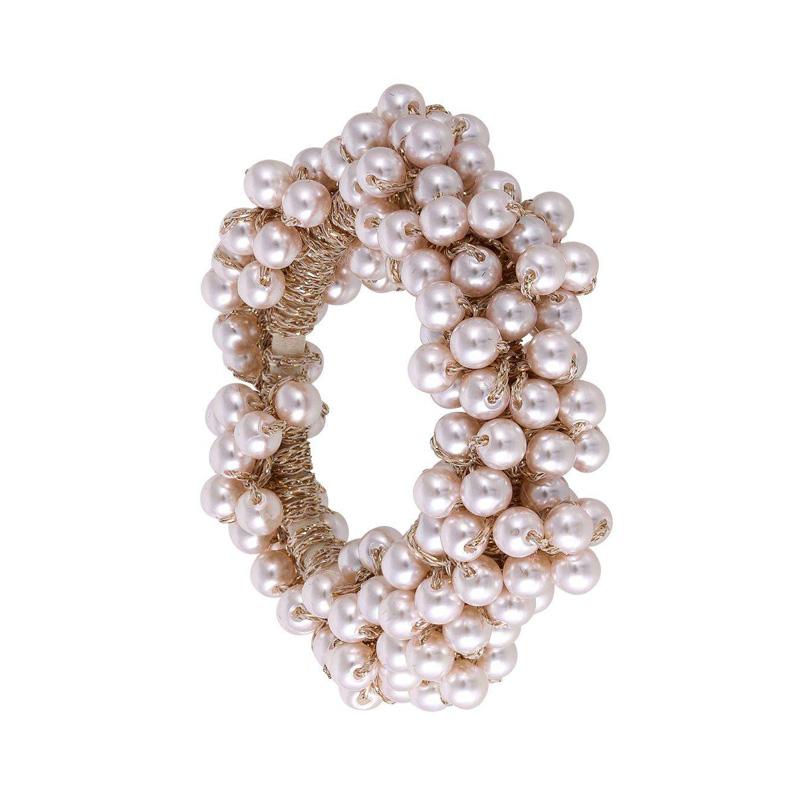 haargummi perlen