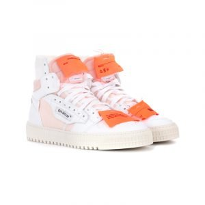 High-Top Sneaker von OFF-WHITE