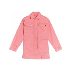 Jacke in Millennial Pink