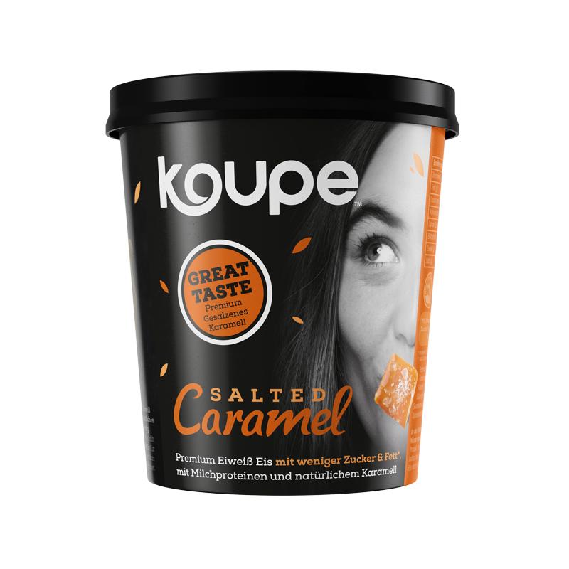 koupe caramel