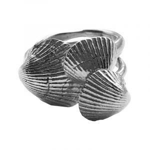 Muschel-Ring