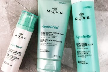 nuxe aquabella review