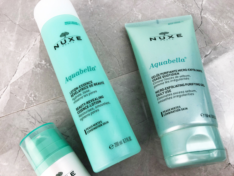 nuxe lotion