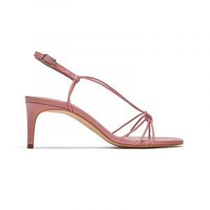 Sandale in Millennial Pink
