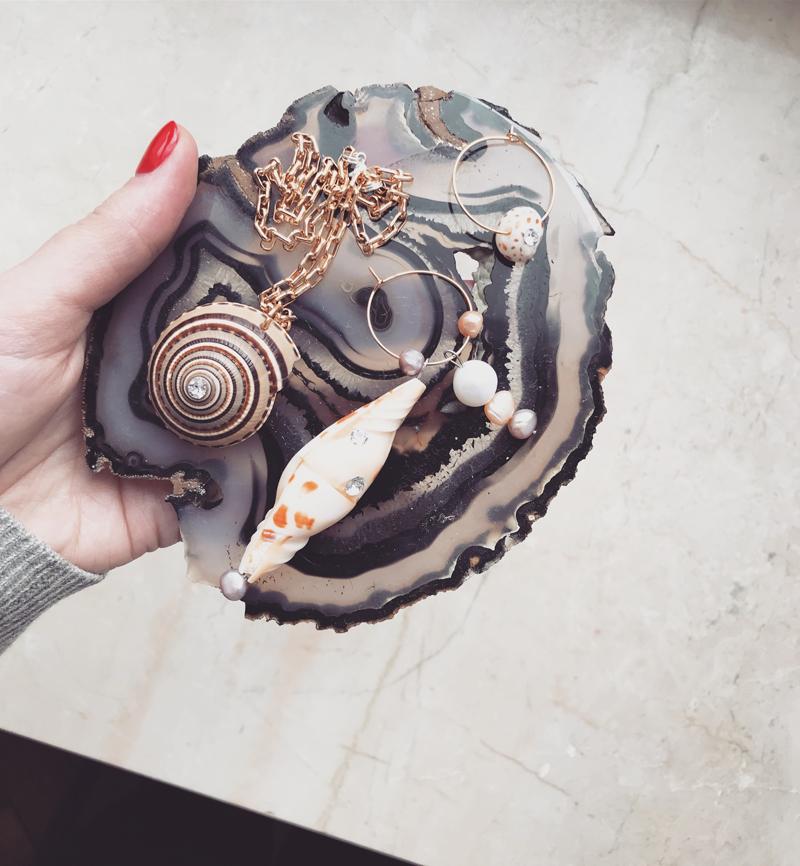Seashell-Schmuck