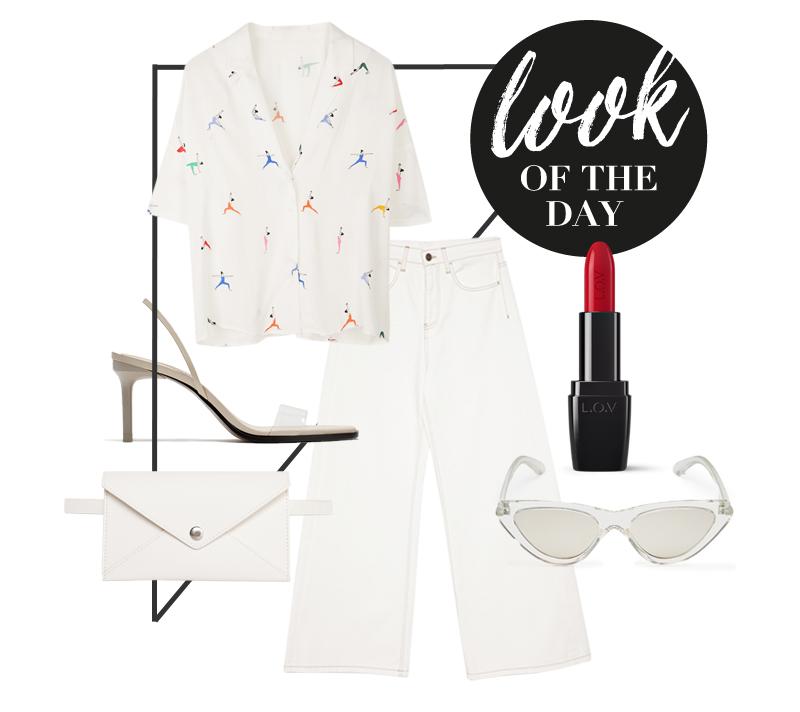 Stylingtipp Trendfarbe Weiß