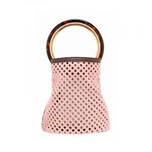 Tasche in Millennial Pink