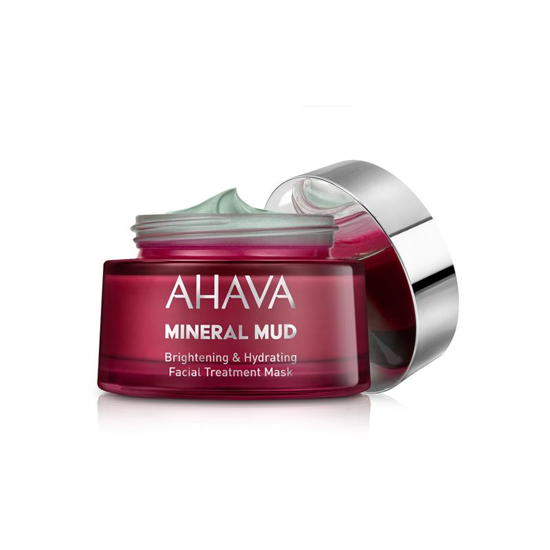 ahava mineral mud brightening maske
