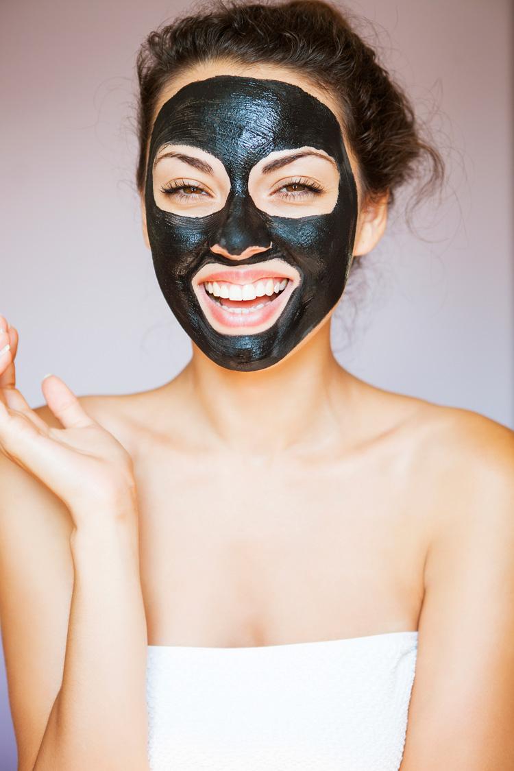 aktivkohle maske
